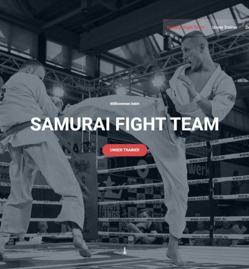 Samurai Fight Team Leipzig